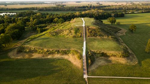 Cahokia Monk's Mound